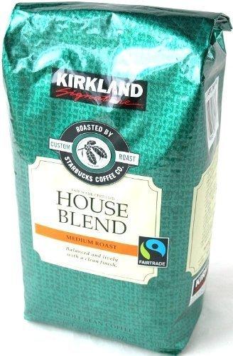 スターバックス コーヒー豆 ハウスブレンド907g 緑 レギュ...