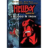 Hellboy: Blood and Iron (Animated) ~ Ron Perlman