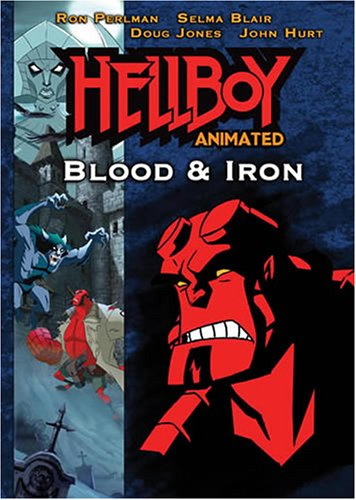 Hellboy: Blood and Iron (Animated) (I Really Dont Ca compare prices)