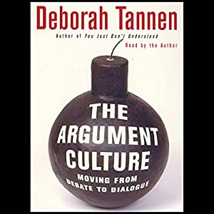 The Argument Culture Audiobook