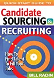 img - for Candidate Sourcing & Recruiting book / textbook / text book