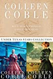 img - for The Under Texas Stars Collection: Blue Moon Promise and Safe in His Arms book / textbook / text book