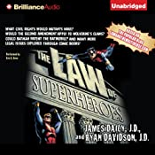 The Law of Superheroes | [James Daily, Ryan Davidson]