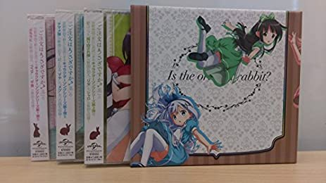 【Amazon.co.jp限定】TVアニメ「ご注文はうさぎですか?」キャラクターソング全3巻セット(「全巻収納BOX」付き)