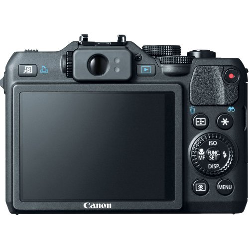 Canon PowerShot G15 12MP Digital Camera with 3-Inch LCD (Black) Review
