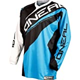2015 O'Neal Element Blue Youth/Kids Jersey for Motocross / Off-Road / Dirt Bike / ATV / MTB - Small