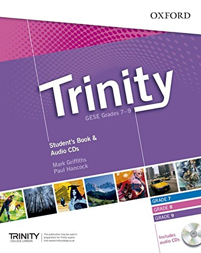 TRINITY GRADED EXAMINATIONS IN SPOKEN ENGLISH  descarga pdf epub mobi fb2