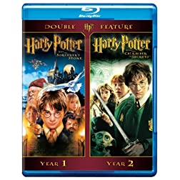 Harry Potter: Years 1 & 2 [Blu-ray]