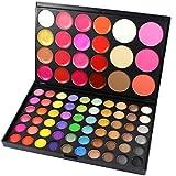 Joly 82 Color Pro Makeup Combo Set Eyeshadow Blush Concealer Foundation Palette