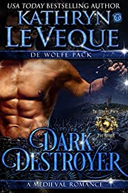 Dark Destroyer (De Wolfe Pack Book 6)