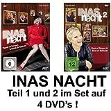 Inas Nacht - Best of Singen & Best of Sabbeln Teil 1+2 Set [4DVDs]