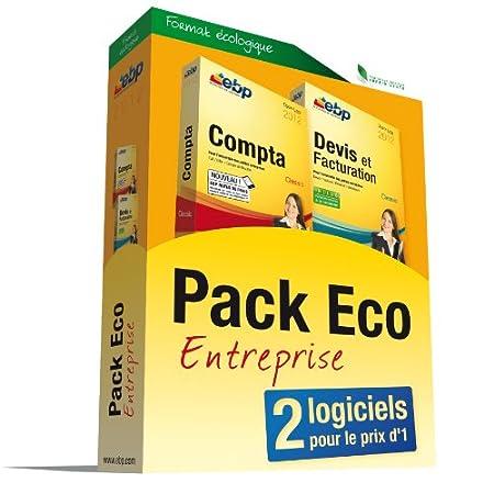 EBP Pack Eco Entreprise 2012
