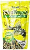 Tetra 16448 TetraVeggie Algae Wafers, 5.29-Ounce