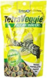 Tetra 16448 TetraVeggie Algae Wafers, 5.3-Ounce