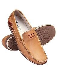 Cythos Cythos Men Vegas Shoes Tan Leather