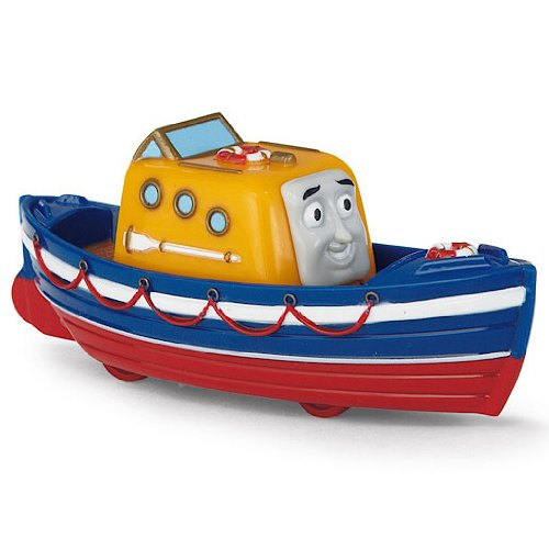THOMAS AND FRIENDS TAKE-N-PLAY CAPTAIN DIE-CAST BY FISHER-PRICE