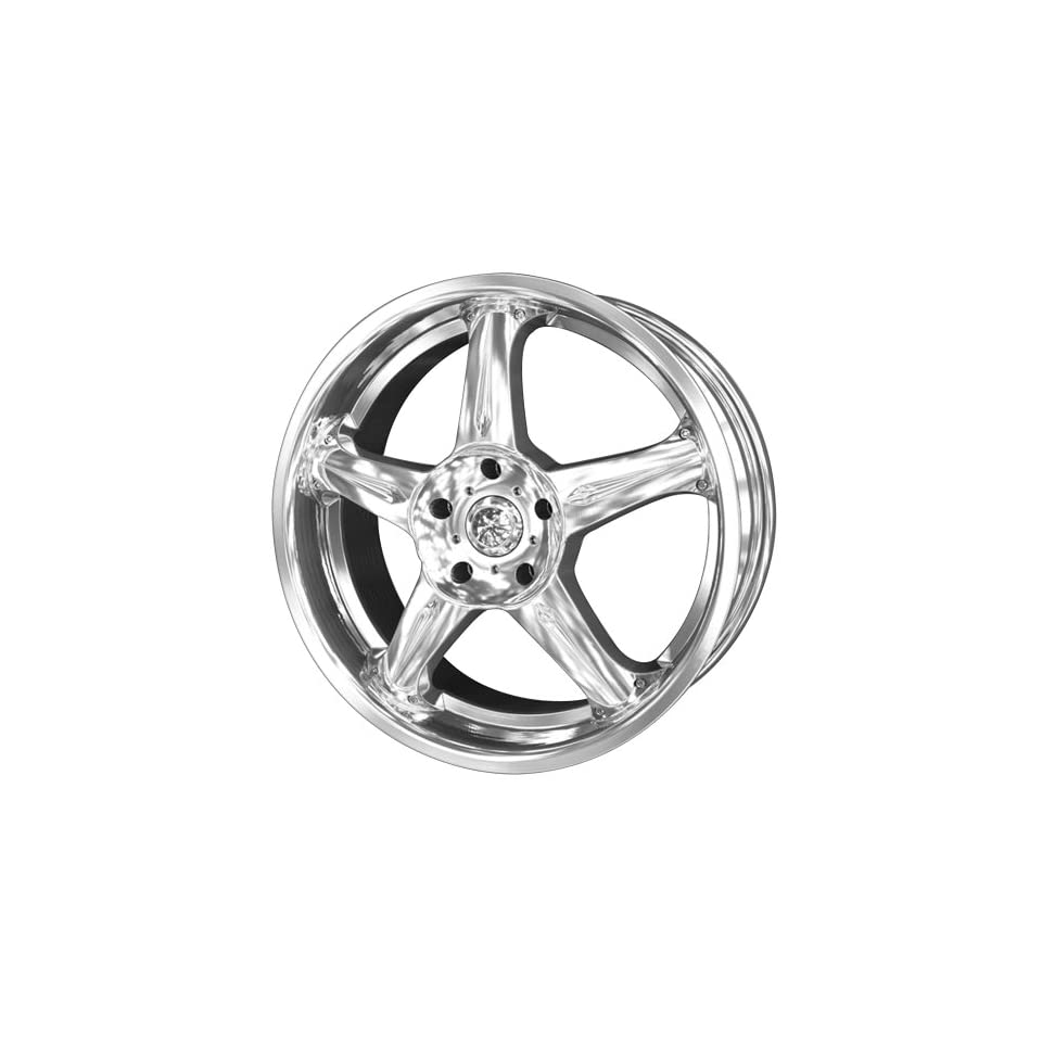 American Racing Coil AR688 Chrome Wheel (17x7/5x108mm)