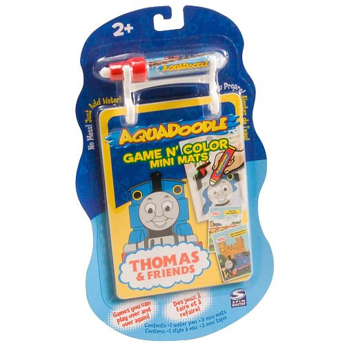 Buy Aquadoodle: Game n' Color Mini Mats – Thomas and Friends