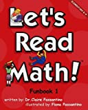 img - for Let's Read Math: Funbook 1 by Claire Passantino (2005-08-20) book / textbook / text book