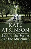 Kate Atkinson Behind The Scenes At The Museum