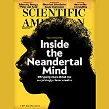 Scientific American, February 2015  by Scientific American Narrated by Mark Moran