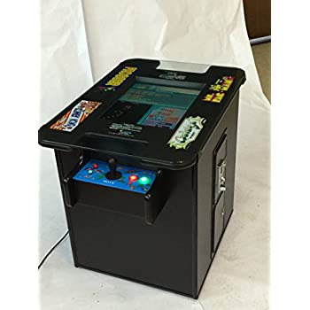 NEW COCKTAIL TABLE GALAGA MS PAC CABINET EMPTY