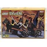 LEGO Fright Knights 6027 Bat Lord's Catapult