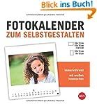 Fotokalender zum Selbstgestalten wei�...