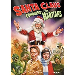 Santa Claus Conquers the Martians: Remastered Edition