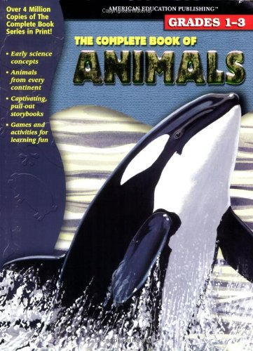 The Complete Book of Animals (The Complete Book Series)