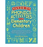 img - for [(Hands on Phonics Activities for Elem Children)] [Author: Karen Meyers Stangl] published on (August, 2000) book / textbook / text book