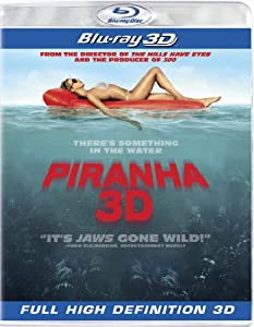 Piranha [Blu-ray 3D] from Sony