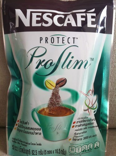 2X Nescafe Protect Proslim Coffee (Weight Loss / Low Fat Drink) Made In Thailand