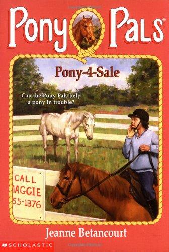 Pony-4-Sale (Pony Pals)