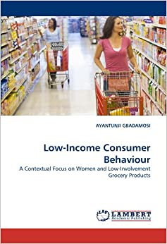 Empowering low income and economically vulnerable consumers