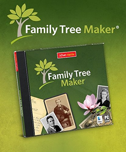 Family Tree Maker 2014.1 (2016 Version) - Digital Download (Family History Software compare prices)