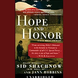 Hope and Honor Audiobook