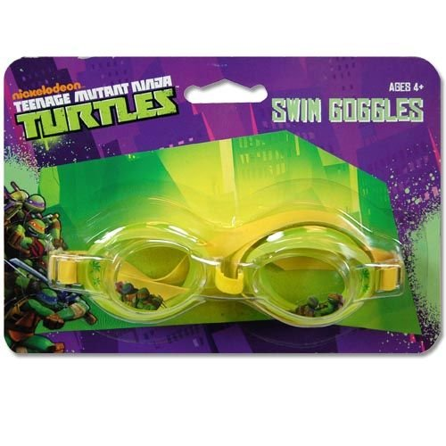 de26f243ce6 Teenage Mutant Ninja Turtles 1pk Splash Swimming Goggles
