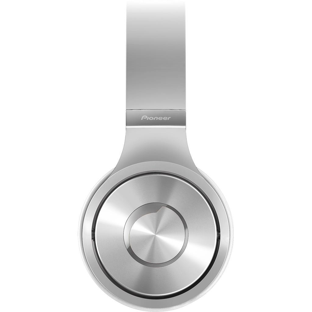 Amazon.com: Pioneer SE-MX9-S Headphones, Bright Silver