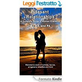 Pleasant Relationships (English Edition)