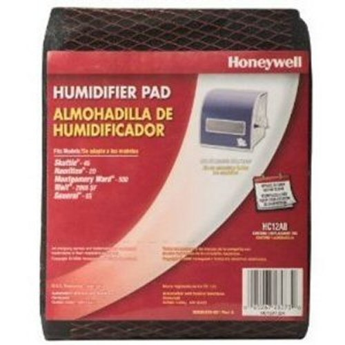 7 Pack Bundle of Honeywell HC12A1024/C Whole House Humidifier Pad (Humidifier Filter Honeywell C compare prices)