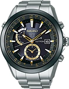 SEIKO Astron GPS Solar Powered Watch SAST005 Satellite Radio-corrected