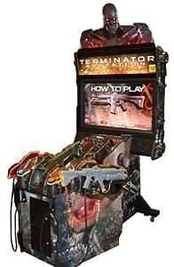 Betson Terminator Deluxe Arcade Game Machine, 42-Inch