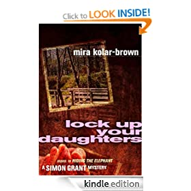 LOCK UP YOUR DAUGHTERS (Simon Grant Mysteries)