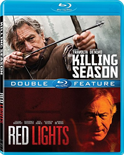 Robert De Niro Double Feature (Killing Season & Red Lights) [Blu-ray]