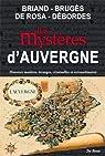 Les Mystères d'Auvergne par Briand