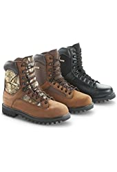 Guide Gear Men's Hunting Boots 800 Gram Thinsulate Waterproof