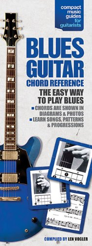 The Compact Blues Guitar Chord Reference (Compact Music Guides for Guitarists)