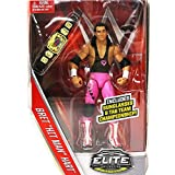 New! WWE WWE Elite Series #43 - BRET ``HIT MAN`` HART Action Figure by Mattel ^G#fbhre-h4 8rdsf-tg1377309