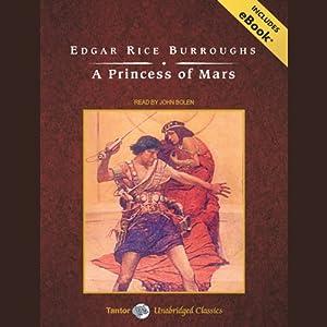 A Princess of Mars | [Edgar Rice Burroughs]